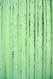 Gritty Textured Lime Green Wall. A gritty lime green wall with texture Stock Images