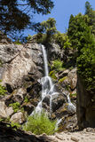 Grizzly Falls, Sequoia National Forest, California, USA Royalty Free Stock Photos