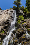 Grizzly Falls, Sequoia National Forest, California, USA Royalty Free Stock Photography