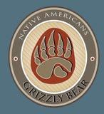 Grizzlybjörn Arkivfoto