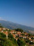 grka piękny krajobraz Obraz Stock