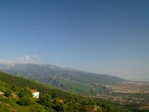 grka piękny krajobraz Fotografia Royalty Free