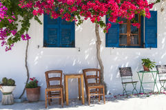 grka taras obrazy royalty free