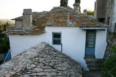 grka tradycyjny domowy Zdjęcia Stock
