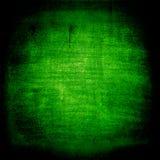 grön grunge för bakgrund Royaltyfria Bilder
