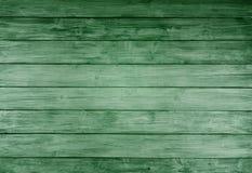 Grön lantlig brädebakgrund, rum eller utrymme för kopian, text, ord Royaltyfria Foton