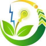 Grüne Energie Stockfotos