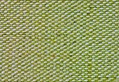 Grüner Gewebehintergrund Stockfotografie