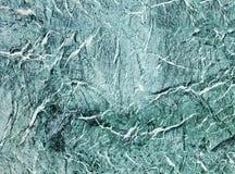 Grüner Marmor Stockfoto