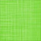 Grüner Stoffbeschaffenheitshintergrund Ökologische Streifentapete gewebe Lizenzfreie Stockfotos