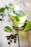 Grüner Tee Lizenzfreie Stockbilder