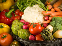 grönsaker Arkivfoto