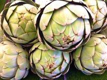 Grönsaker på bondemarknaden Arkivfoto