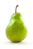 Grönt päron Royaltyfria Foton