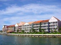 Großartige Bahama Insel-Rücksortierungen Stockbilder