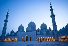 Großartige Moschee Stockfotos