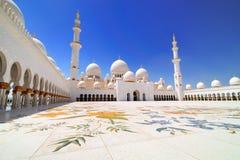 Großartige Moschee Stockfotografie