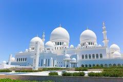 Großartige Moschee Stockbild