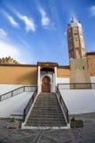 Großartige Moschee in Chefchaouen, Marokko Stockbilder