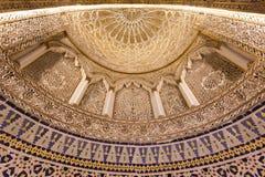Großartige Moschee in Kuwait-Stadt lizenzfreies stockbild