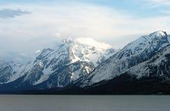 Großartige Teton Berge Stockbilder