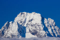 Großartige Teton Spitze Stockbilder