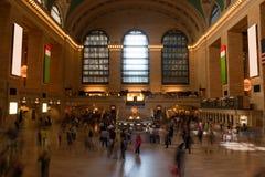 Großartige zentrale Station Lizenzfreies Stockfoto