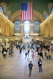 Großartige zentrale Station Stockfotos
