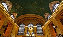 Großartige zentrale Station Stockfotografie