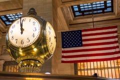 Großartige zentrale Station, New York Stockfotografie