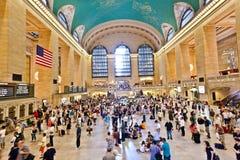 Großartige zentrale Station während Stockfotografie