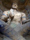 Großartiger alter Buddha Lizenzfreie Stockbilder