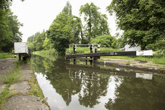 Großartiger Anschluss-Kanal Stockfotos