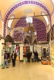 Großartiger Basar Istanbul Lizenzfreies Stockfoto