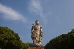 Großartiger Buddha bei Lingshan Lizenzfreies Stockfoto