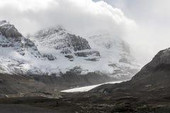 Großartiger Eingang zum Gletscher Lizenzfreies Stockbild