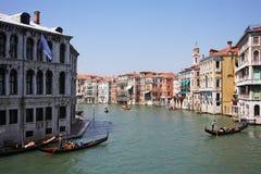 Großartiger Kanal stockbilder