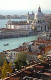 Großartiger Kanal Venedig Lizenzfreies Stockfoto