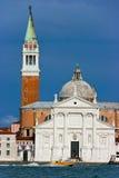 Großartiger Kanal in Venedig Lizenzfreie Stockbilder