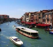 Großartiger Kanal Venedig Lizenzfreies Stockbild