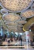 Großartiger Lissabon-Hotelkasinoinnenraum Stockbild