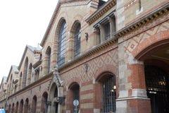 Großartiger Markt Hall - Budapest Stockfoto