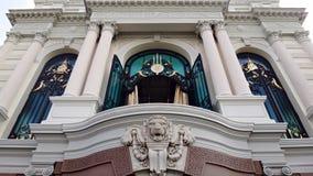 Großartiger Palast Lizenzfreies Stockfoto