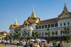 Großartiger Palast Stockbilder