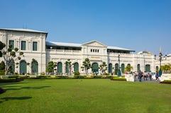 Großartiger Palast Stockbild