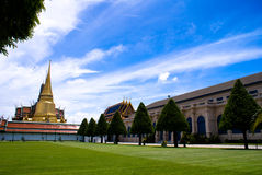 Großartiger Palast Lizenzfreies Stockbild