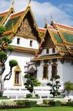 Großartiger Palast in Bangkok Stockbild