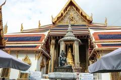 Großartiger Palast in Bangkok stockfotos