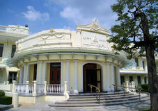 Großartiger Palast in Bangkok Lizenzfreie Stockbilder