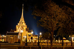 Großartiger Palast in Bangkok, Thailand Lizenzfreies Stockfoto